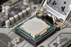 Close-up Thermal compound Stock Photos