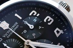 Close-up, Time, Victorinox Royalty Free Stock Photo