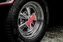 Close-up of Tire Rim Stock Images