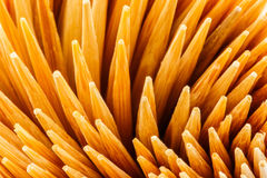 Close up Toothpick Royalty Free Stock Photo