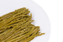 Close up of top asparagus Royalty Free Stock Photography