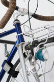 Close up of Touring Bicycle Stock Photography