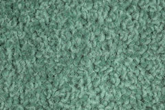 Close Up Turquoise Carpet Background. Macro Close Up Turquoise Carpet Background Texture Royalty Free Stock Image
