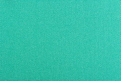 Turquoise Fabric Background Texture Royalty Free Stock Images