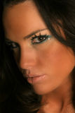 Close-up twee van ml Royalty-vrije Stock Fotografie