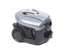 Close up of vacuum cleaner. Royalty Free Stock Images