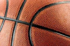 Close-up van basketbalsportuitrusting royalty-vrije stock foto's