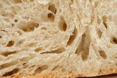 Close-up van broodkruimel Stock Afbeelding