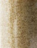 Close-up van Bruine Suiker Royalty-vrije Stock Foto