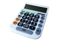 Close-up van calculatorknoop Stock Afbeeldingen