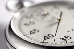 Close-up van Chronometer Stock Afbeeldingen