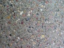 Close-up van Concrete Pijler royalty-vrije stock afbeelding