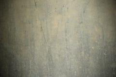 Close-up van de donkere muur van het grungecement Royalty-vrije Stock Afbeelding