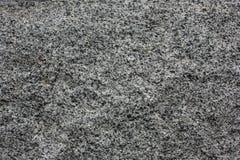 Close-up van de grijze achtergrond van de graniettextuur Stock Foto's