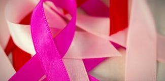 Close-up van de linten van de Kankervoorlichting Stock Fotografie