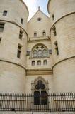 Close-up van de torens van Conciergerie in Parijs Royalty-vrije Stock Fotografie