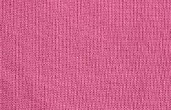 Close-up van een wollen patroon stock fotografie