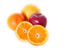 Close-up van fruit Stock Afbeeldingen
