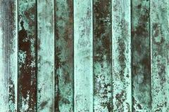 Close-up van geoxydeerd koper royalty-vrije stock afbeelding