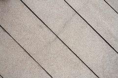 Close-up van gevoerde concrete muurtextuur Royalty-vrije Stock Afbeelding