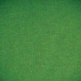 Close-up van groen stoffen textielproduct als textuur of achtergrond Royalty-vrije Stock Foto's