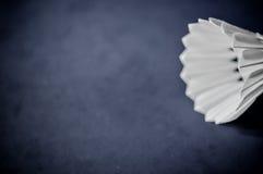 Close-up van het badminton van de pendelhaan Royalty-vrije Stock Afbeeldingen