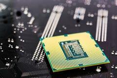 Close-up van het computer het hoofddeel Royalty-vrije Stock Fotografie