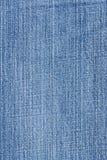 Close-up van jeans Stock Foto's