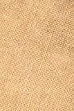 Close-up van linnenstof Stock Fotografie