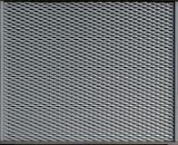 Close-up van metaalnetwerk/textuurachtergrond Stock Afbeeldingen
