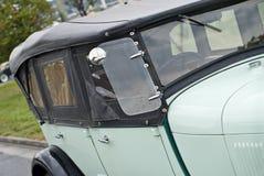Close-up van mooie oude auto Royalty-vrije Stock Foto