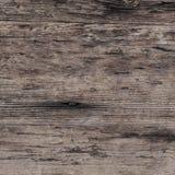 Close-up van oude natuurlijke houten grungetextuur Donkere oppervlakte met ol Royalty-vrije Stock Afbeelding