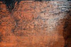 Close-up van oude natuurlijke houten grungetextuur Donkere oppervlakte met ol Royalty-vrije Stock Foto's