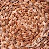 Close-up van Rieten textuur Royalty-vrije Stock Afbeeldingen