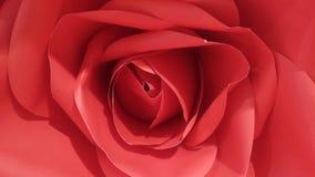 Close-up van Rood roze patroon met de hand gemaakt document gebruik voor achtergrondtextuur, valentijnskaartdag Stock Afbeeldingen