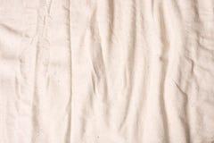 Close-up van stuk van stof Royalty-vrije Stock Foto's