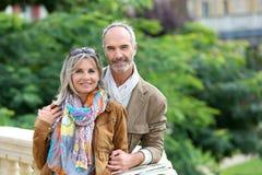 Close-up van toeristen die zich tijdens reis verenigen royalty-vrije stock afbeelding