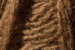 Close-up van wolverwarring Royalty-vrije Stock Afbeeldingen