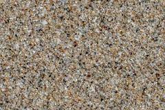 Close-up van zand, eenvoudige schone textuur zandige achtergrond Royalty-vrije Stock Afbeelding