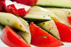 Close-up of vegetables Stock Image