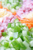 Close up vegetables Stock Photos