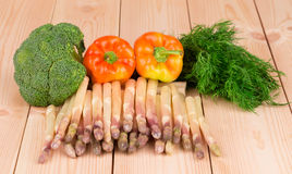 Close up of vegetables Royalty Free Stock Photo