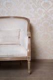 Close-up velho da cadeira Foto de Stock