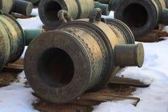 Close up velho do almofariz Imagem de Stock Royalty Free