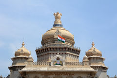 Vidhana Soudha Royalty Free Stock Photography