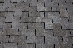 Close up view on Asphalt Roofing Shingles Background. Roof Shingles - Roofing. Close up view on Asphalt Roofing Shingles Background. Roof Shingles - Roofing royalty free stock photo