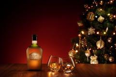 Christmas drink Stock Photos