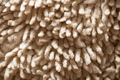 Close-up view of carpet  texture used as Royalty Free Stock Photography