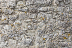 Close-up view of cobbled wall Stock Photos