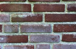 Close up view on colorful weathered and aged brick walls in high resolution. Found in germany stock photos